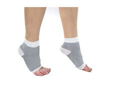 Compression Socks for Plantar Fasciitis like Night Splint Relieves Heel Pain
