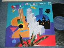 SUPER GUITAR DUO EARL KLUGH HIROKI MIYANO TEO MACERO Japan LP HOTEL CALIFORNIA