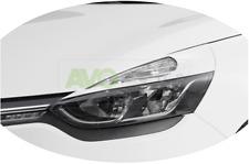 Headlight Eyelids for Renault Clio 4 12-19 v2 bad look
