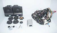BMW F30 3er Hifi System soundsystem lautsprecher verstärker Kabelbaume