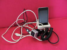 Apple iPod Touch 4th Generation Silver 8GB Dock Bundle Cords
