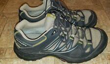 Salomon Eskape Gore-Tex Contagrip Brown Hiking Shoes 145464 Men's 8