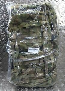 Original British Military Issue Mtp Virtus 90 Lt Gu Bergen Rucksack Current