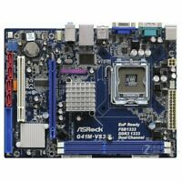 for ASROCK G41M-VS3 DDR3 LGA 775 G41 Motherboard IDE COM M-ATX Intel