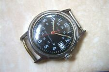 A TIMEX MANUAL WIND WRISTWATCH c.EARLY 1970'S
