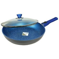 30cm Frypan with Lid, Fry pan, Frying pan, Non-stick Induction Detachable handle