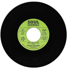Patrice Holloway  Stolen Hours / Love And Desire Northern Soul