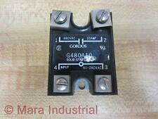 Gordo G480A10 Solid State Relay - Used
