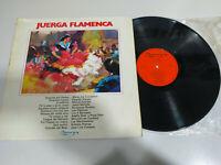 """Juerga Flamenca Adelfa Pepe Soto Campoy Flamenco 1972 - LP 12"""" Vinilo VG/VG"""