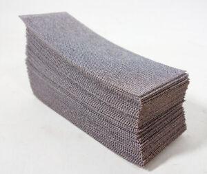 Rhodius klett Schleifblätter Gitternetz 70x198 mm Schleifpapier 50Stk.