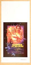 locandina GUERRE STELLARI-STAR WARS edizione '97 SCI-FI poster GEORGE LUCAS