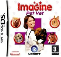 Nintendo DS Spiel - Imagine: Pet Vet UK mit OVP