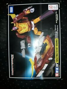 Transformers Masterpiece Hotrod & targetmaster! 🇺🇸 seller! Wow