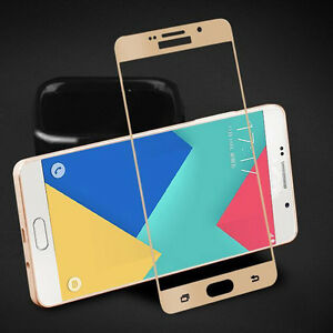3D Full Cover Tempered Glass Screen Protector for Samsung A5 A7 A3 A520F A720F