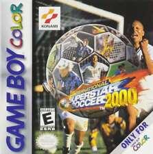 International Superstar Soccer 2000 GBC New Game Boy Color