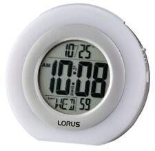 Lorus da Seiko cambia colore Luce Lampeggiante LCD Digitale Ascending Sveglia