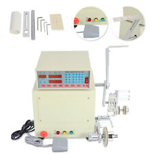 Computer CNC Automatic Coil Winder Winding Machine for 0.03-1.2mm wire 220V TOP