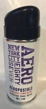 Aeropostale Aero New York City Deodorant Body Spray 87 EIGHTY SEVEN 4 Oz. New.