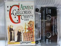 Advent & Christmas Gregorian Chants (Cassette, Laserlight (USA))