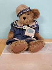 "13"" Boyds Bears Yardley Fitzhampton Sailor with Tags"