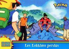 POKEMON Carte TOPPS NEUVE N° OR1 LES LOKHLASS PERDUS