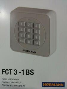 Hörmann Funkcodetaster FCT 3-1 868 Mhz BS  / Codetaster
