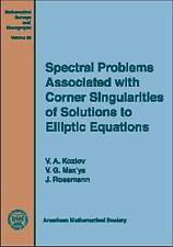 Spectral Problems Associated with Corner Singularities of Solutions to Elliptic