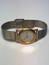 Skagen Ladies Quartz Watch Stainless Steel Two Tone 4sgs