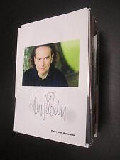 39240 Hans Jürgen Stockerl Musik Film TV original signierte Autogrammkarte