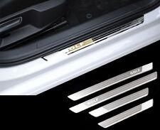 für VW Golf VII VI / Golf 7 Edelstahl Außentür Einstiegsleisten Pedal Trim 4Pcs