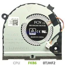 New Original Dell G3-3579 3779 G5 5587 Gaming Laptop CPU Fan 0TJHF2