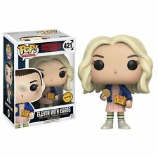 Funko POP ! Eleven with Eggos 421 CHASE - Stranger Things