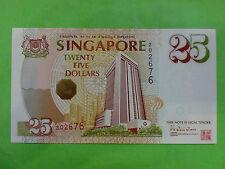 Singapore $25 1995 Commemorative (UNC) 202676