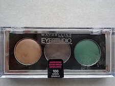 Maybelline Eyestudio Trio Cream Eyeshadow 100 Green Sparkle Eye shadow