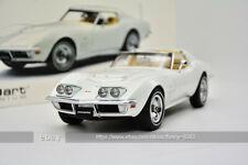 AUTOart 1:18 corvette Chevrolet 1970 White