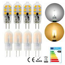 G4 LED Maïs COB 12V DC Ampoule 5W Blanc Chaud Froid 2835 SMD Remplacer Halogène