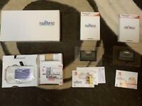 Wonder Swan Color Final Fantasy 1 Limited model console Boxes set Bandai MINT