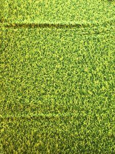 RPRK46C Green Artificial Turf Lawn Grass Sports Field Cotton Quilt Fabric