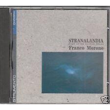 FRANCO MORONE - Stranalandia - CD 1990 MINT CONDITION