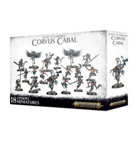 Corvus Cabal Slaves to Darkness Warhammer AOS Age of Sigmar NIB