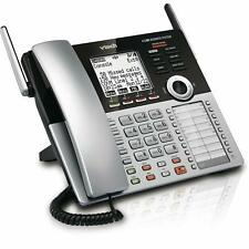 NEW - Vtech CM18445 4 Line Expandable Business Phone System with Auto-Attendant