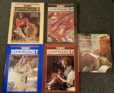 The Book of Buckskinning Four volumes