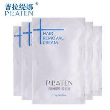 PILATEN 10 PCS Depilatory Hair Removal Cream For Body Leg Armpit Unisex 10g