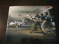 Cessna Citation Special Air Missions Aircraft Booklet Catalog / 4  Pages