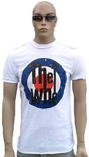 The Who Logo TARGET OLDSCHOOL 68' década de los 70 Star Vintage VIP WOW G.L