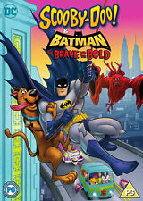 Scooby-Doo & Batman: The Brave And The Bold [2018] (DVD)