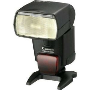 USED Canon Speedlite 580EX Flash for Canon Excellent FREE SHIPPING