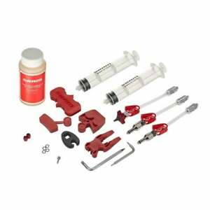 SRAM Standard Brake Bleed Kit - Fits All Avid/Guide/HydroR Models