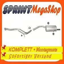 Auspuff ALFA ROMEO 156 2.5 V6 24V STUFENHECK KOMBI 1997-2006 Abgasanlage 0352