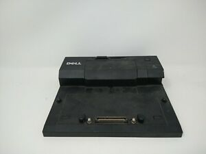 Dell Latitude E Port Docking Station PR03X E6330 E6400 E6410 E6420 E6430 E5400